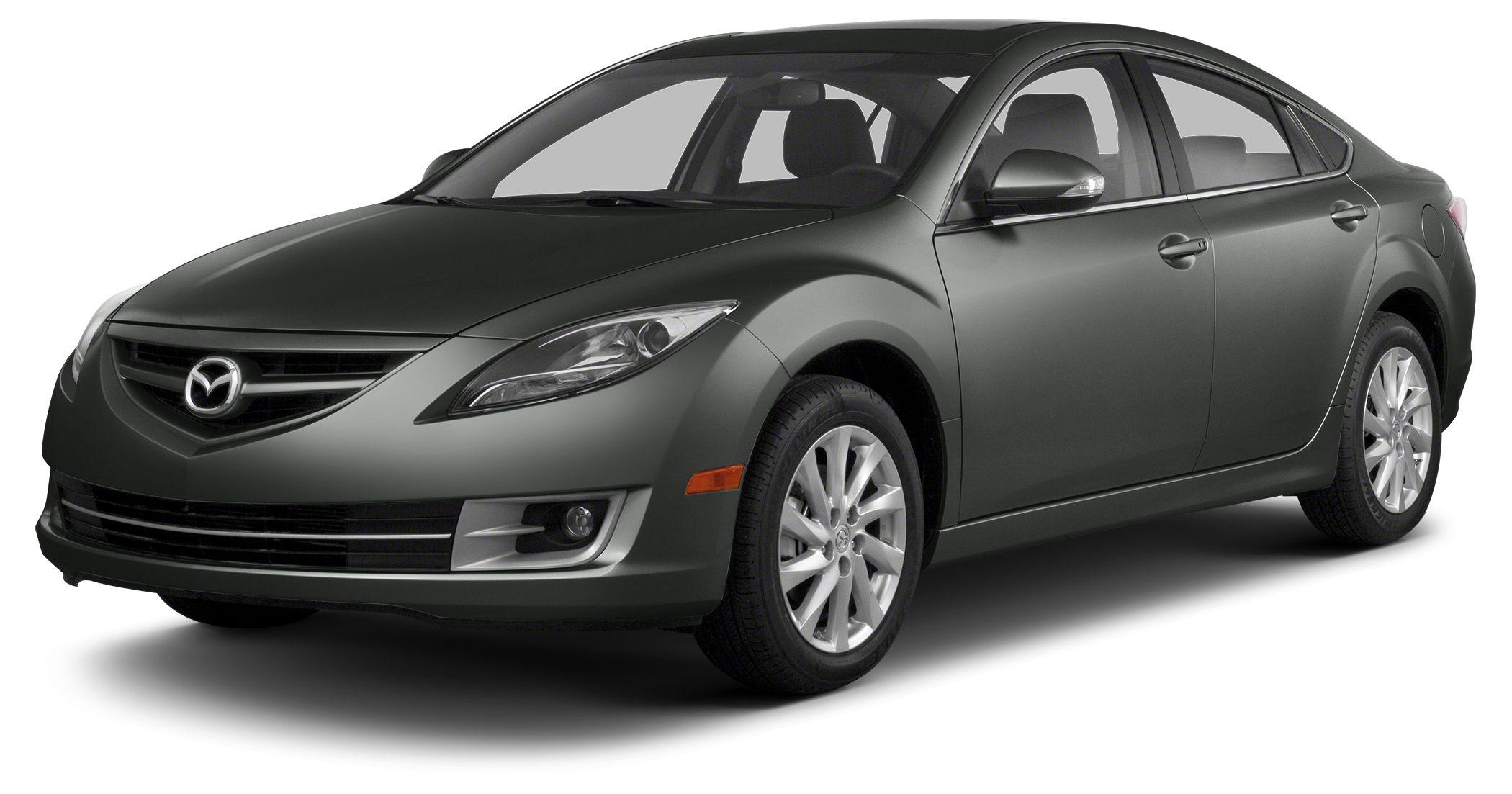 2013 Mazda MAZDA6 i Sport Miles 76173Color Polished Slate Stock OM0842A VIN 1YVHZ8BH9D5M0299