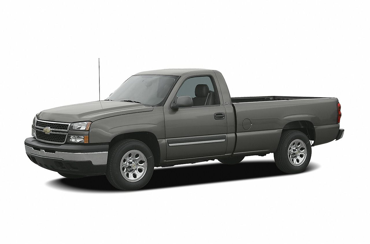 2006 Chevrolet Silverado 1500 LS All the right toys This impressive Truck will have you excited t