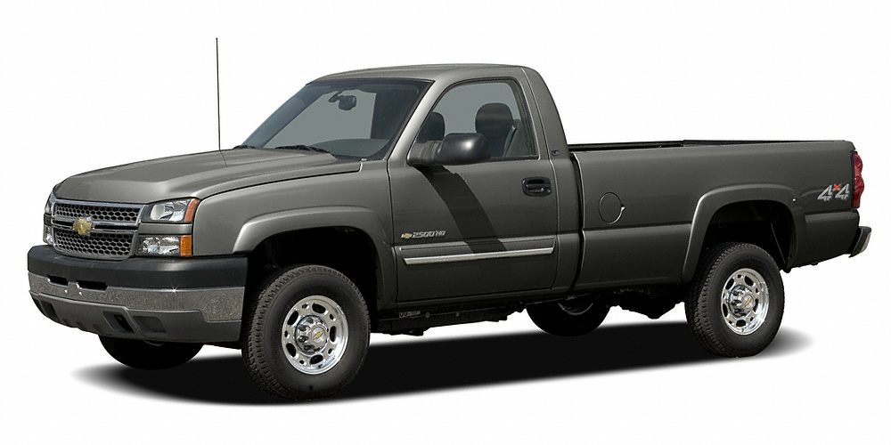 2006 Chevrolet Silverado 2500HD  Recent Arrival Clean CARFAX New Tires New rear brakes and roto