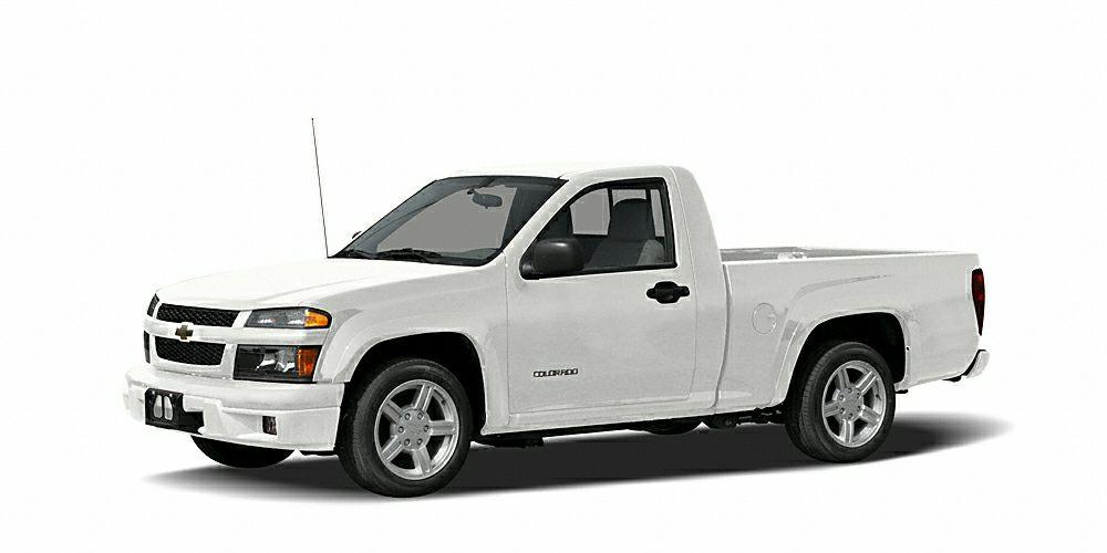 2006 Chevrolet Colorado  Miles 81848Color White Stock K16677A VIN 1GCCS148X68267721