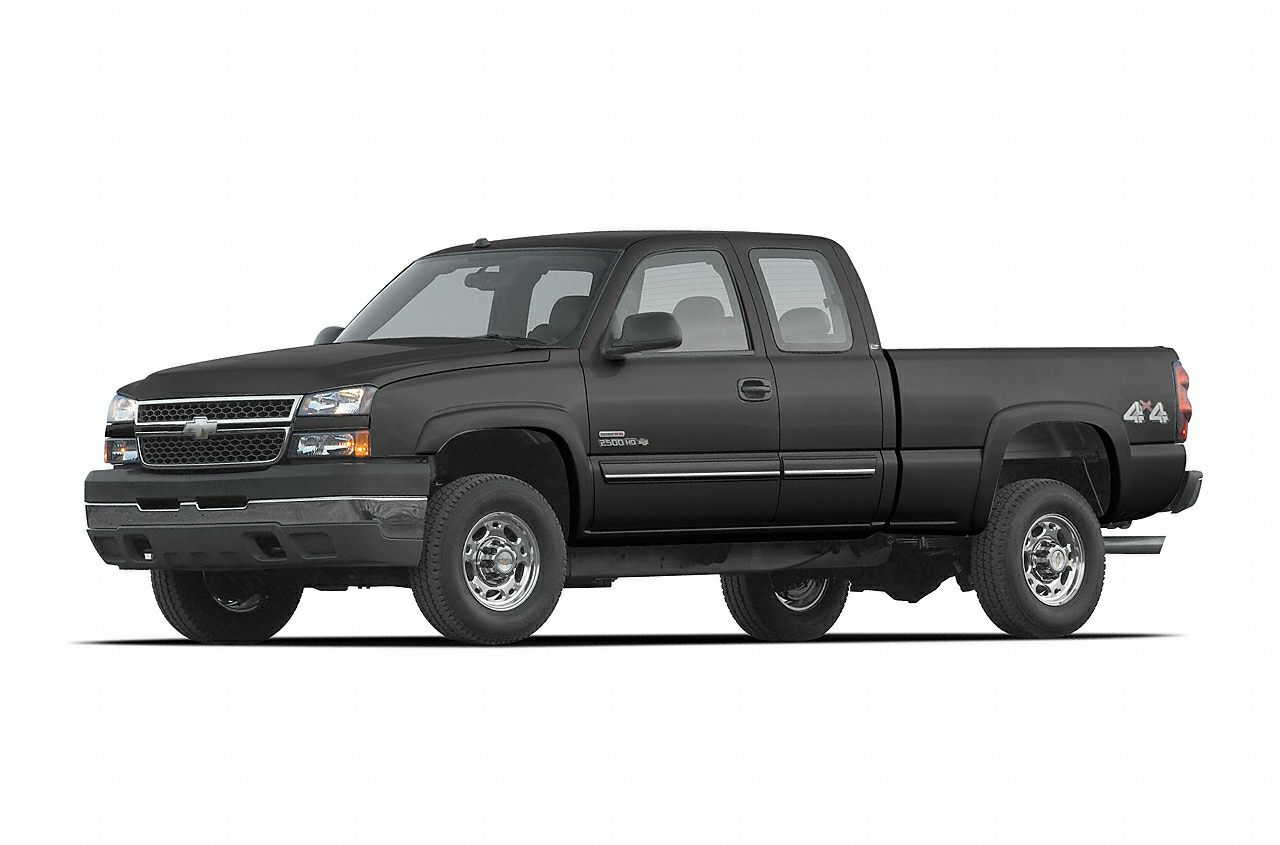 2006 Chevrolet Silverado 2500HD WT ALL PRICES ARE CASH PRICES UNLESS STATED AND DO NOT REFLECT FIN