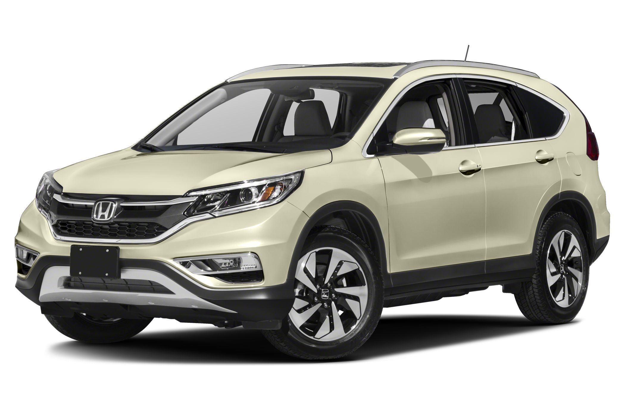 2016 Honda CR-V Touring Outstanding fuel economy for an SUV Seize the road with solid stability a