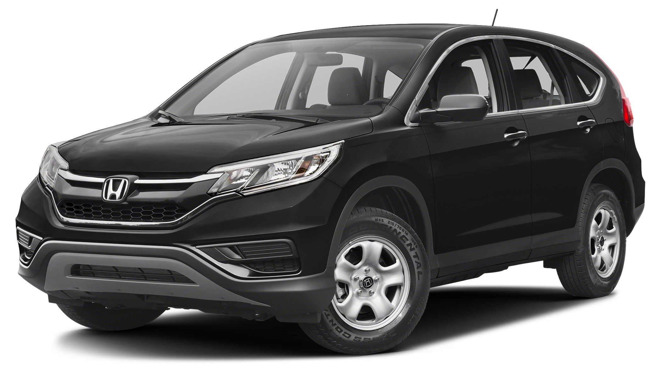 2016 Honda CR-V LX Your highway to happiness has arrived Elevating the ride Buy a new Honda from