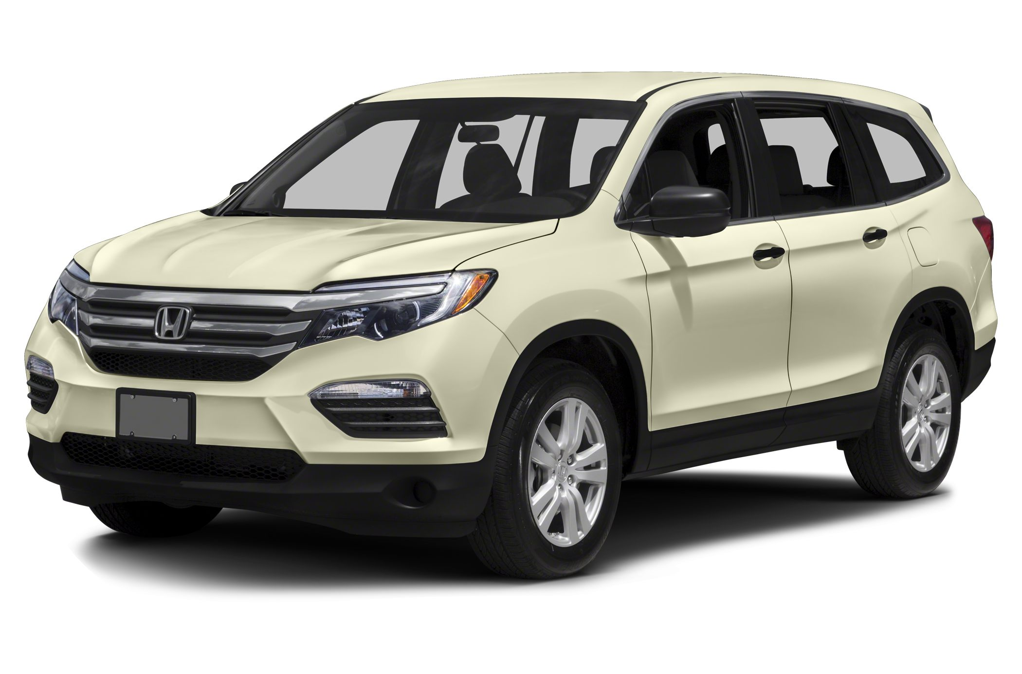 2016 Honda Pilot LX Seize the road with solid stability and traction control Sticking power with