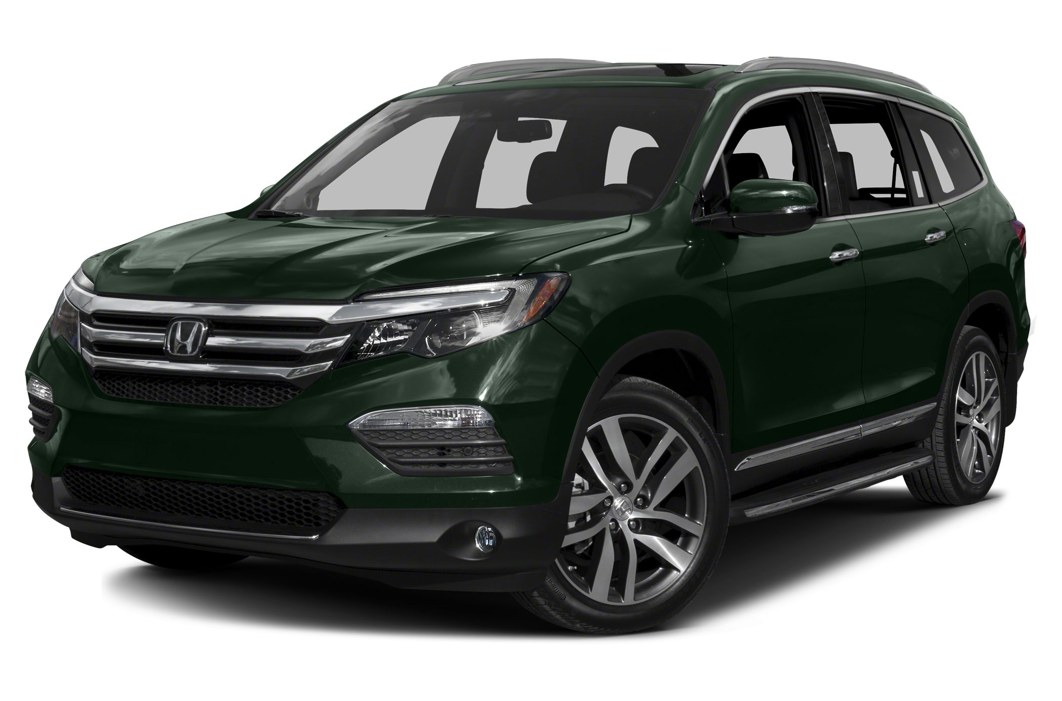 2016 Honda Pilot Elite Panoramic visibility Go ahead seat yourself Buy a new Honda from Diamond