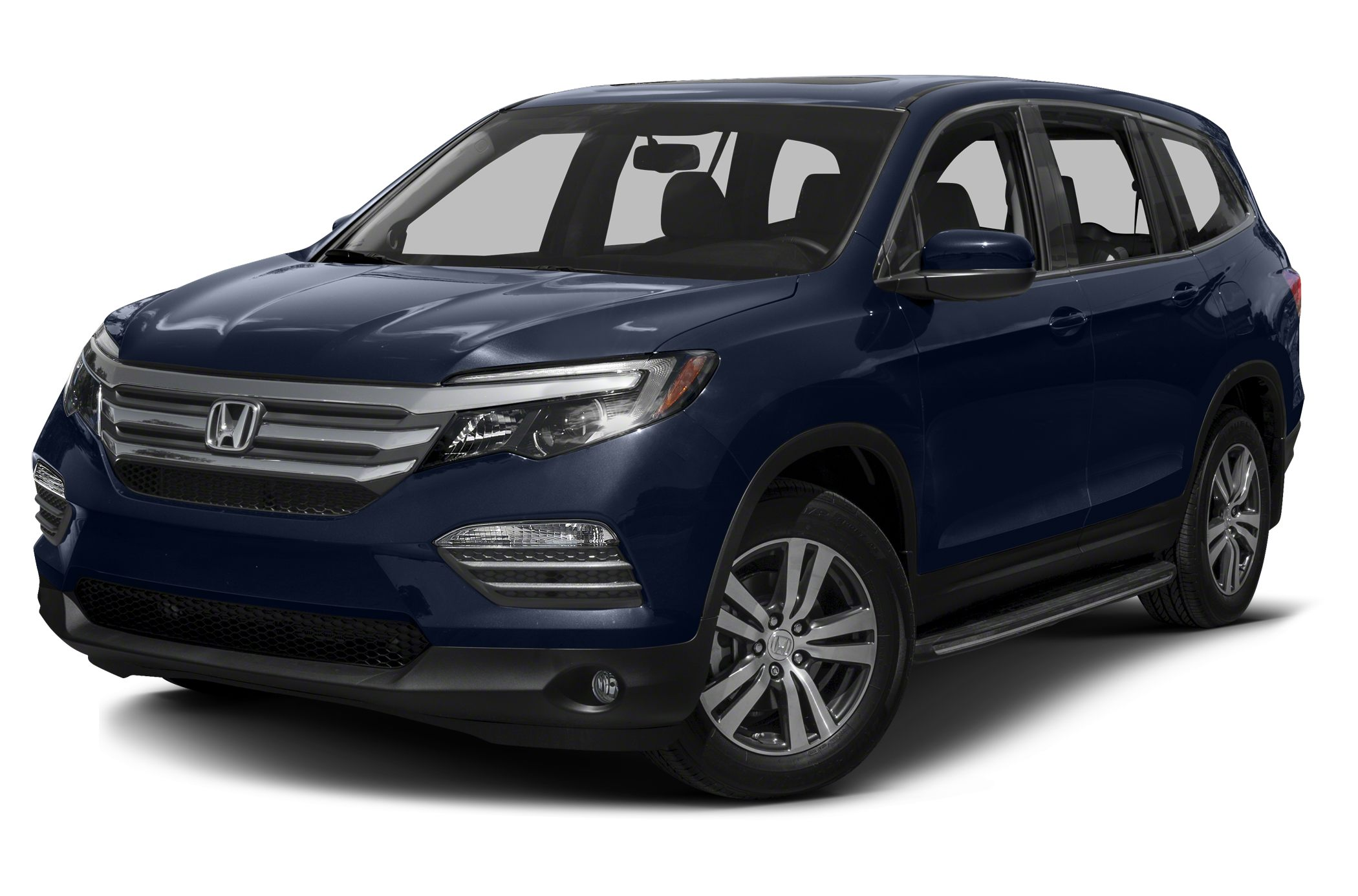2016 Honda Pilot EX-L w Navigation Wonderful gas mileage for an SUV Talk about fun in the sun B