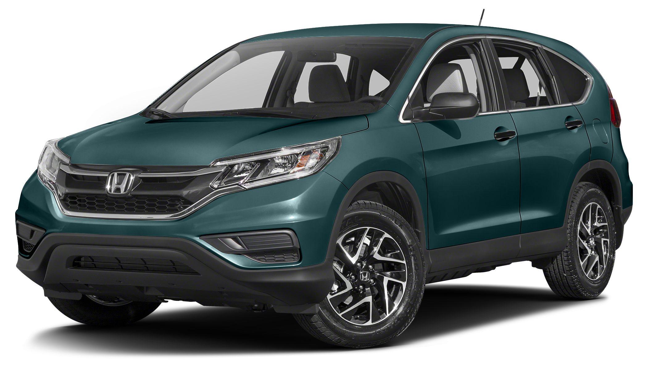 2016 Honda CR-V SE Buy a new Honda from Diamond Valley Honda in Hemet and obtain Lifetime Oil Chan