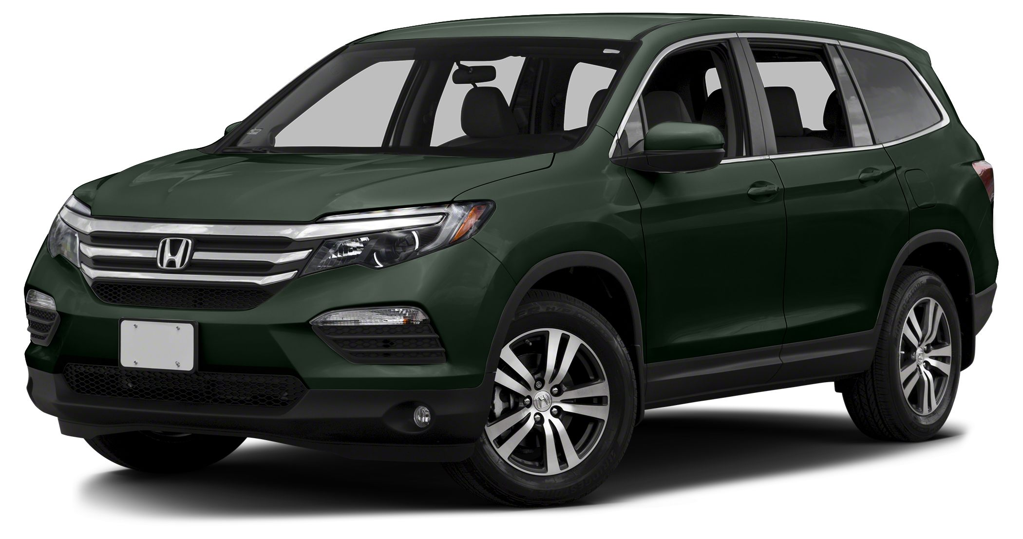 2016 Honda Pilot EX Miles 10Color Black Forest Pearl Stock H5062 VIN 5FNYF5H38GB011157