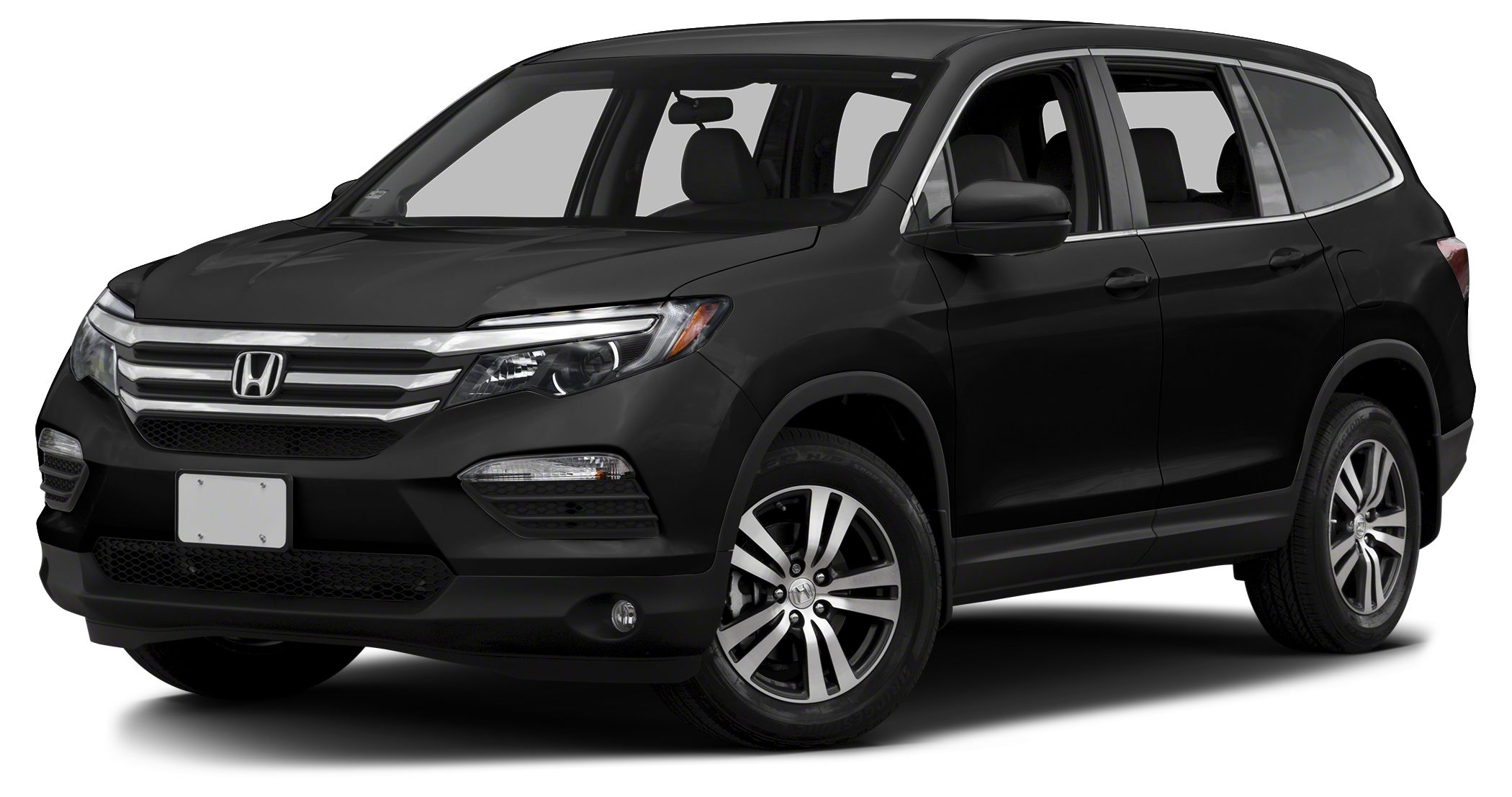 2016 Honda Pilot EX Miles 10Color Crystal Black Pearl Stock H5058 VIN 5FNYF5H31GB012781