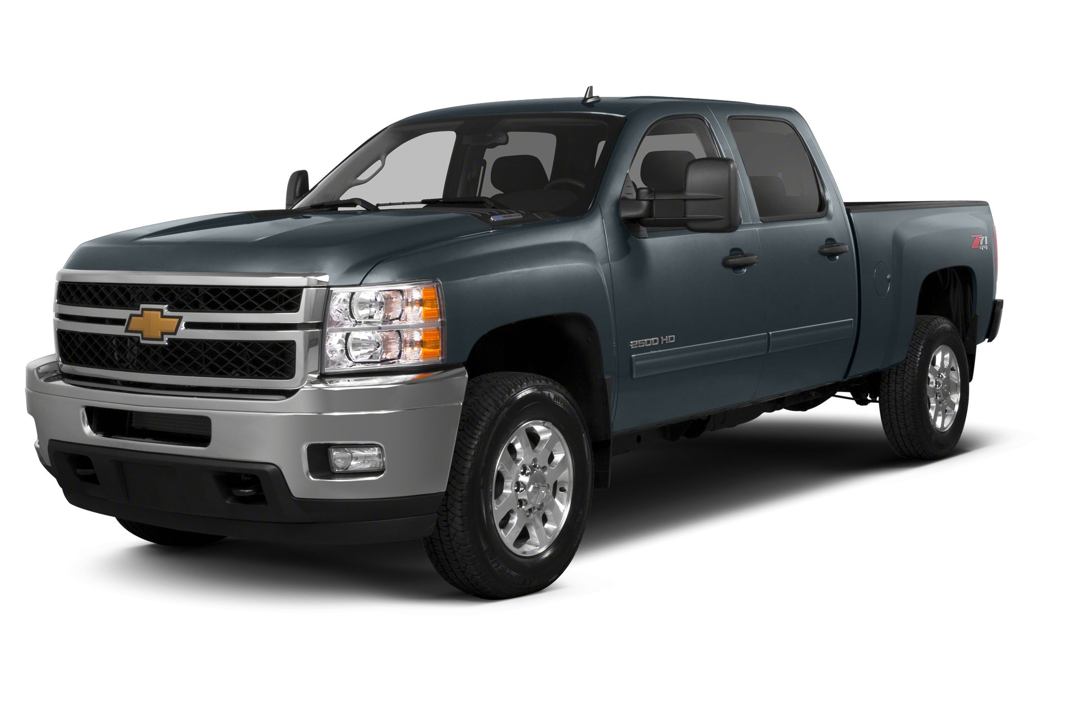 2013 Chevrolet Silverado 2500HD LT Stay safe on the roads with anti-lock brakes and traction contr