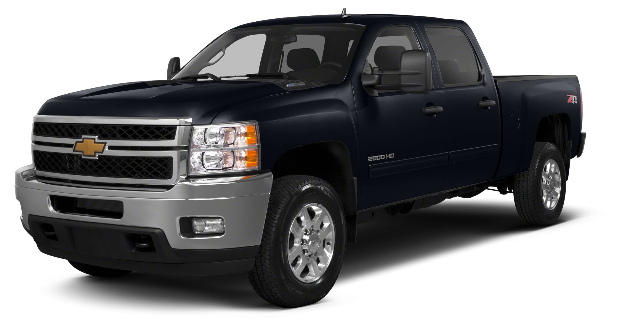 2013 Chevrolet Silverado 2500HD LT Excellent Condition CARFAX 1-Owner LOW MILES - 31750 PRICED