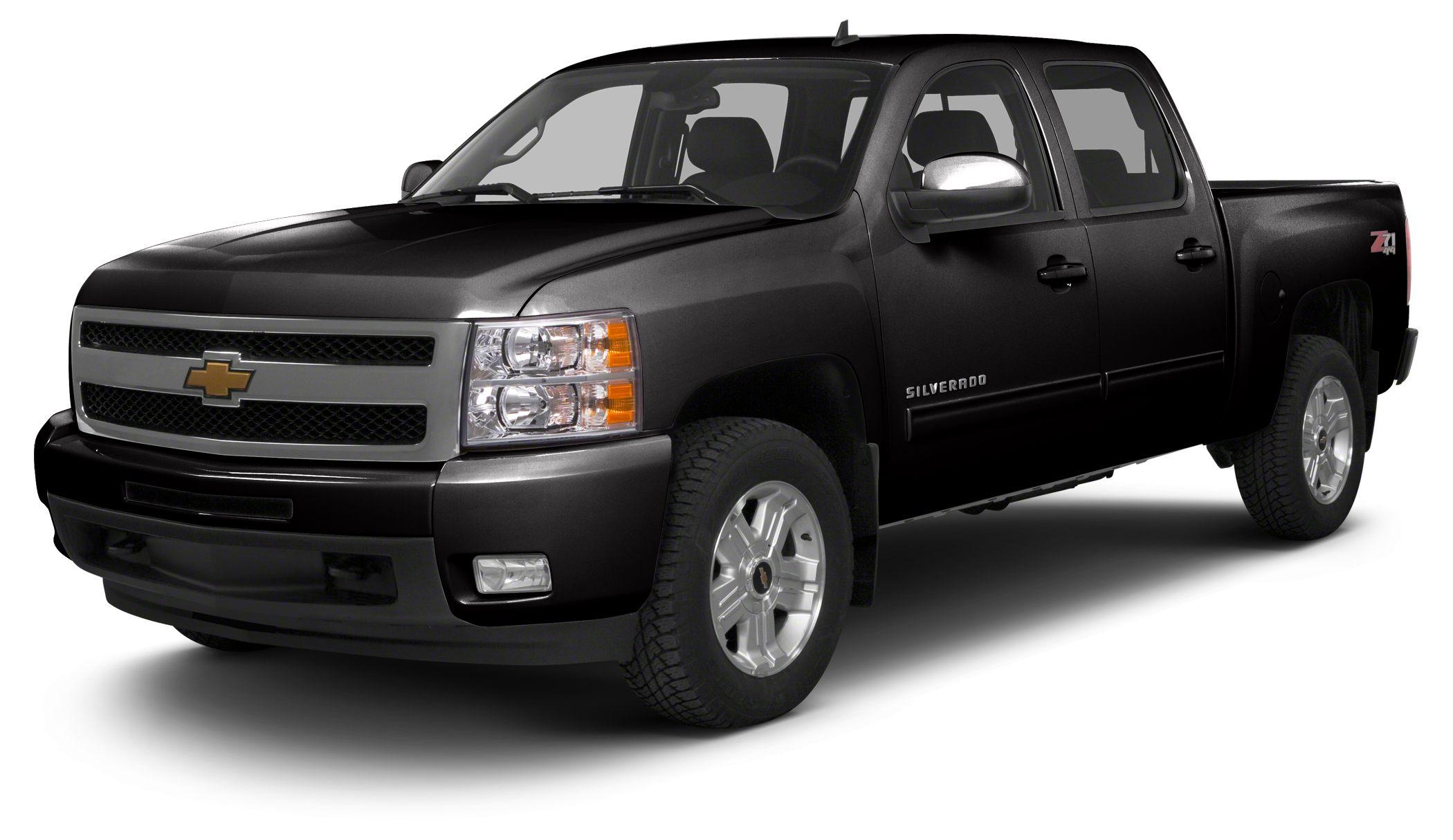 2013 Chevrolet Silverado 1500 LT Excellent Condition FUEL EFFICIENT 21 MPG Hwy15 MPG City AUDIO