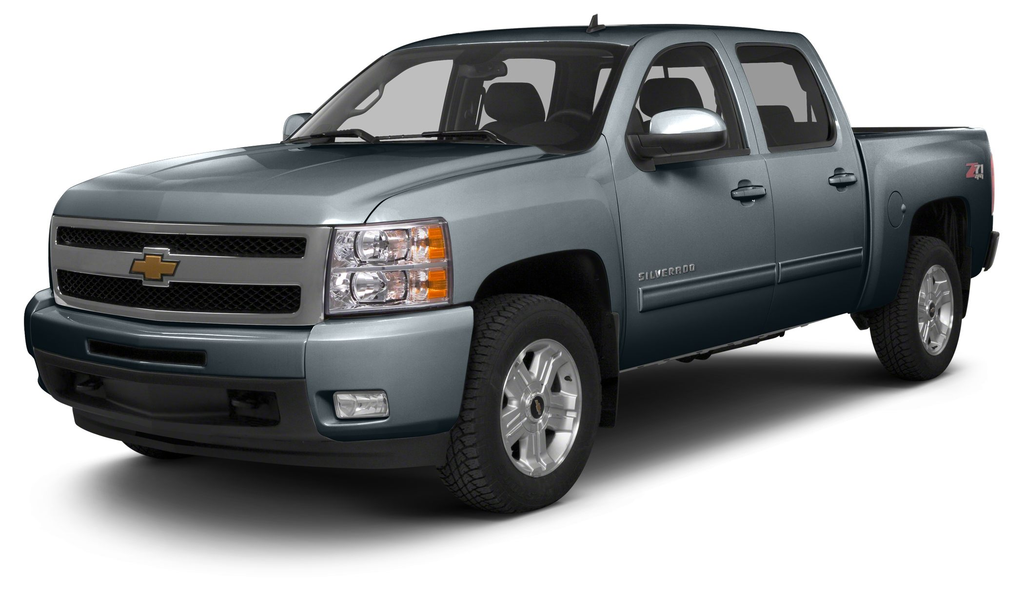 2013 Chevrolet Silverado 1500 LT Bluetooth Hands-Free One Owner and Certified Carfax Heavy-Dut