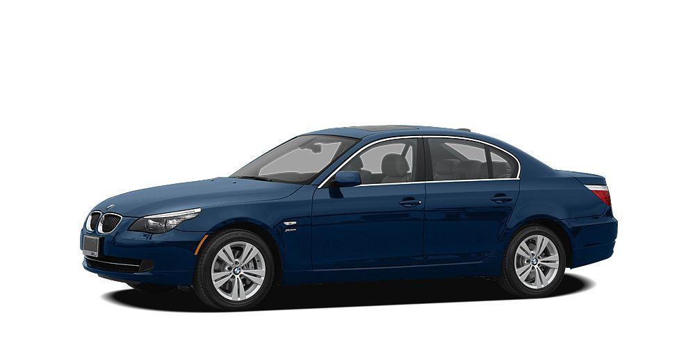 2009 BMW 5 Series 535i xDrive PREMIUM PACKAGENAVIGATIONX-DRIVECARFAX CERTIFIEDDEALER MAI
