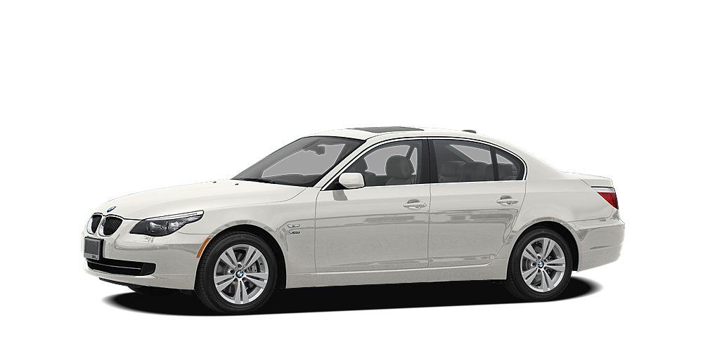 2009 BMW 5 Series 535i xDrive Miles 95667Color White Stock 41923A VIN WBANV93519C135273