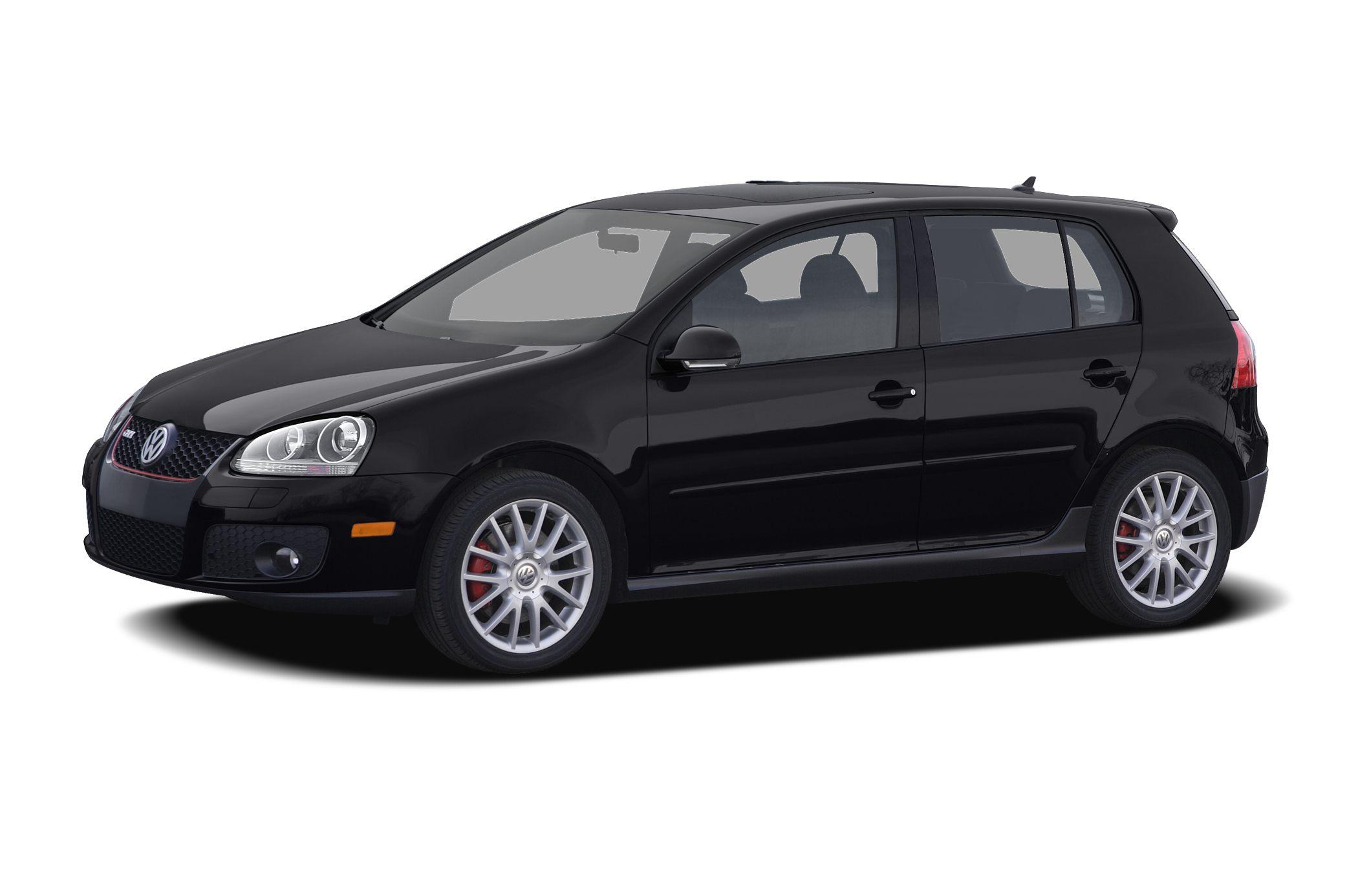 2009 Volkswagen GTI 4-Door Vehicle Options ABS Brakes Front Heated Seat Rear Window Defogger Air C
