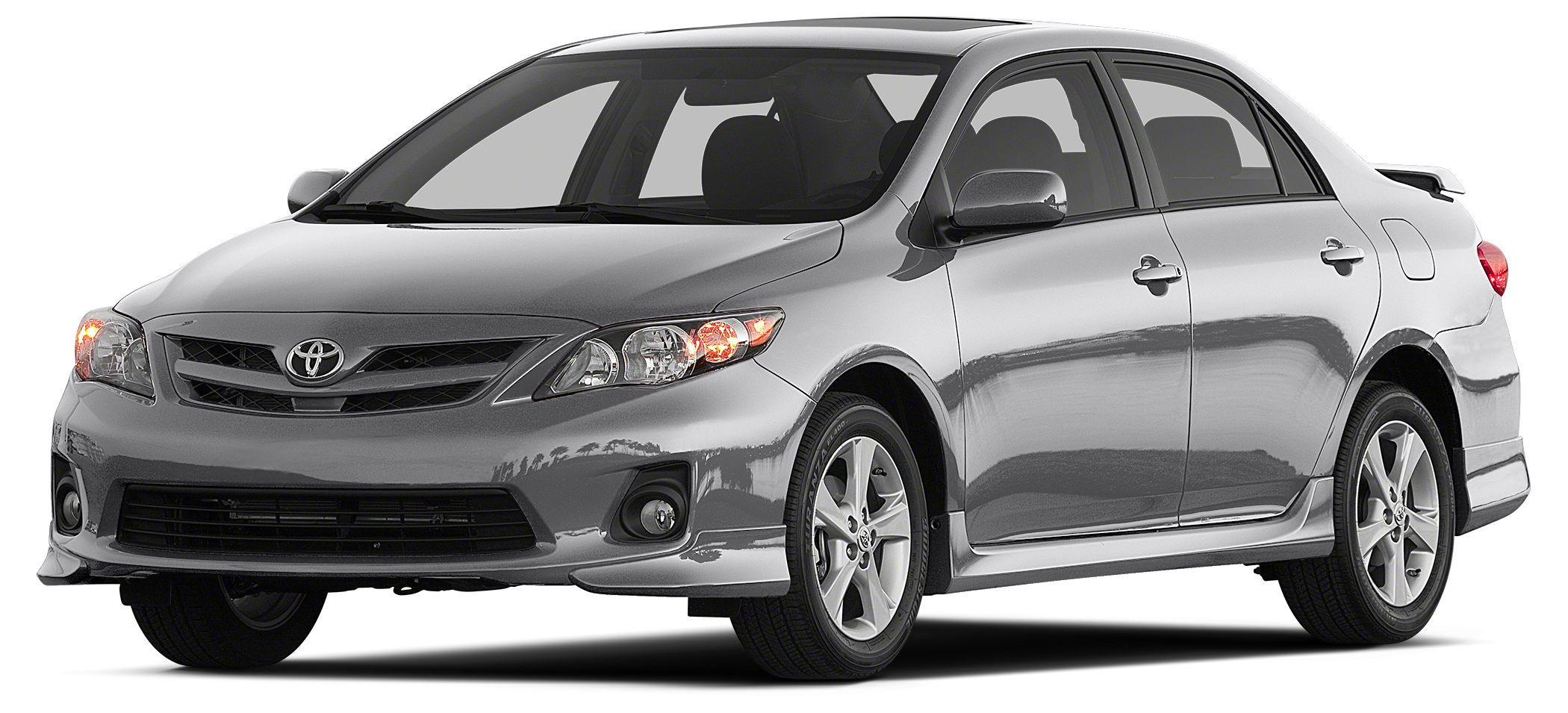 2013 Toyota Corolla S S trim FUEL EFFICIENT 34 MPG Hwy26 MPG City CARFAX 1-Owner GREAT MILES 17