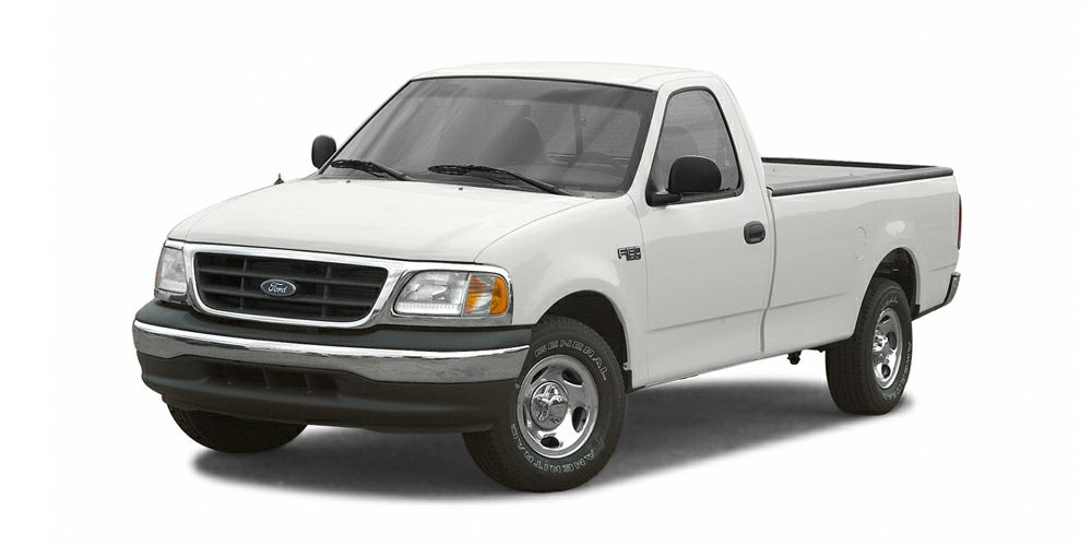 2002 Ford F-150  Check out this 2002 Ford F-150  It has a transmission and a Gas V6 42L256 engi