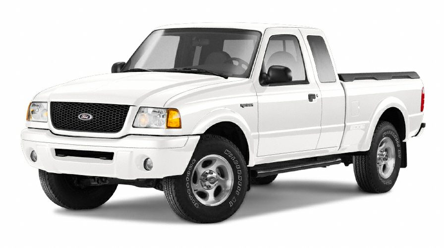 2002 Ford Ranger  Miles 168225Color White Stock 17AL198B VIN 1FTYR14UX2PA67856