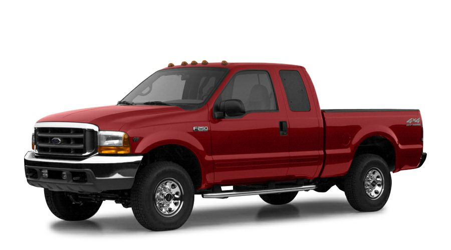 2002 Ford F-250 XLT Priced below KBB Fair Purchase Price LOCAL TRADE 4-Wheel ABS Brakes ABS