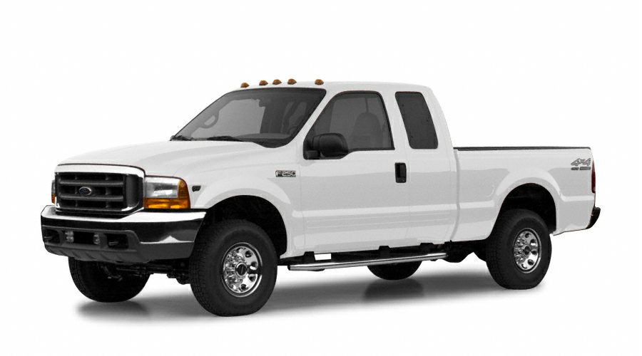 2002 Ford F-250 XL Miles 198000Color Oxford White Clearcoat Stock B23806C VIN 1FTNX20F82EA40