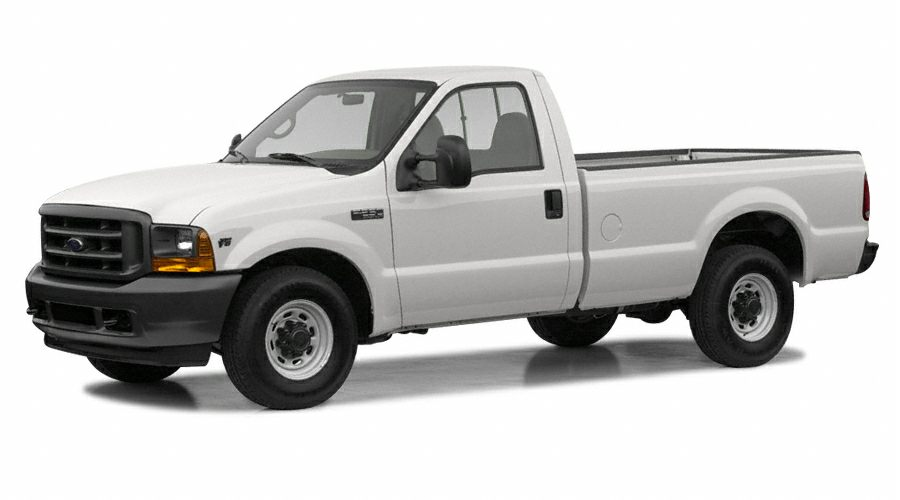 2002 Ford F-350 XL WE OFFER FREE LIFETIME INSPECTION Miles 230419Color White Stock P7T VIN