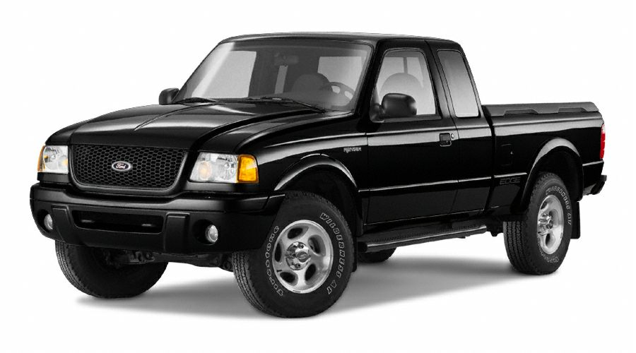 2002 Ford Ranger  Miles 169649Color Black Stock 16533A VIN 1FTYR44UX2PA34146