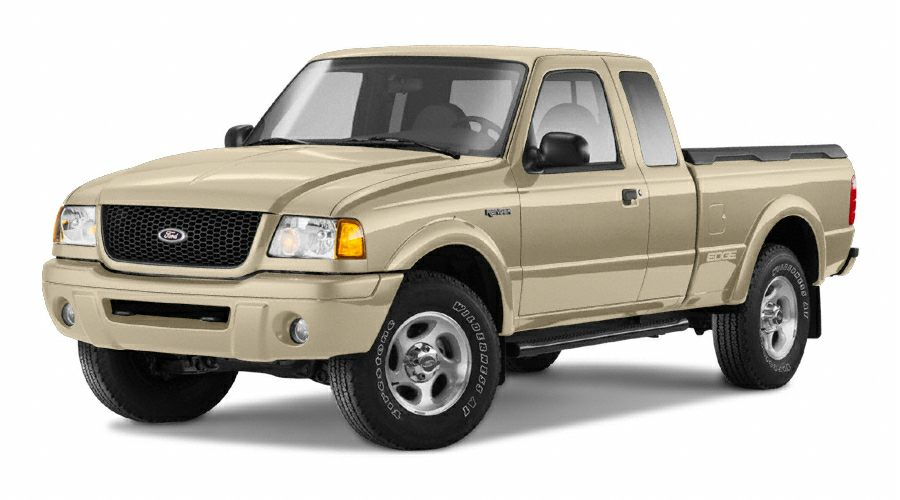 2002 Ford Ranger  ACTUAL MILEAGE ON THIS VERY CLEAN SUPERCAB XLT RANGER 45 POINT INSPECTION