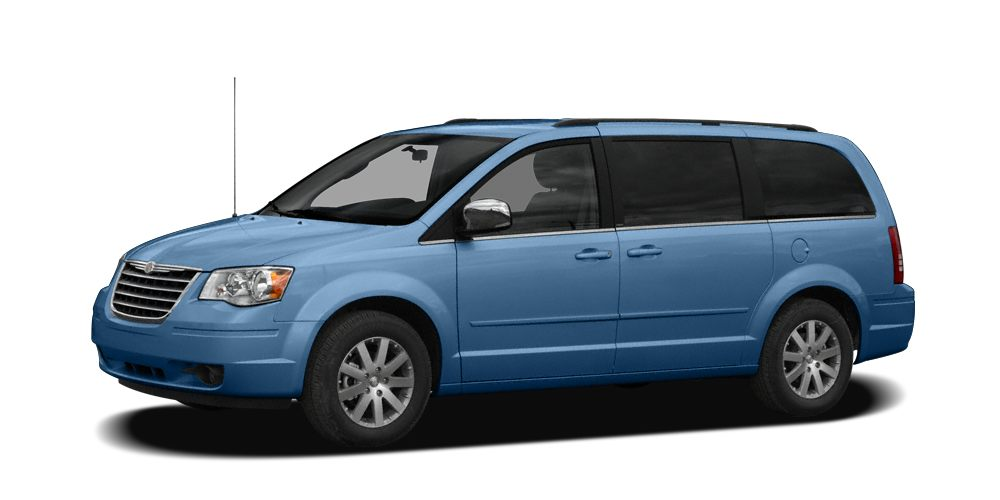 2008 Chrysler Town  Country Touring 3rd Row Seat Power Liftgate Rear Air Power Fourth Passenge