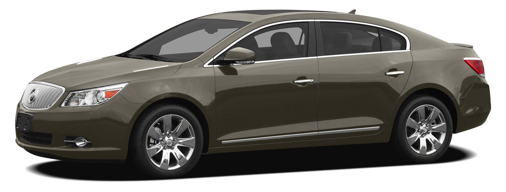 2012 Buick LaCrosse Premium 1 Group Brown 2012 Buick LaCrosse Premium 1 Group FWD 6-Speed Automati