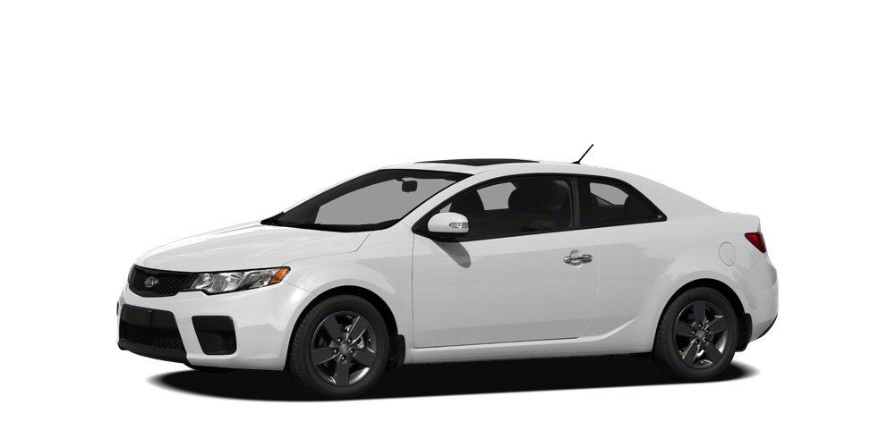 2012 Kia Forte Koup EX Miles 99037Color White Stock SB16039A VIN KNAFU6A24C5595392