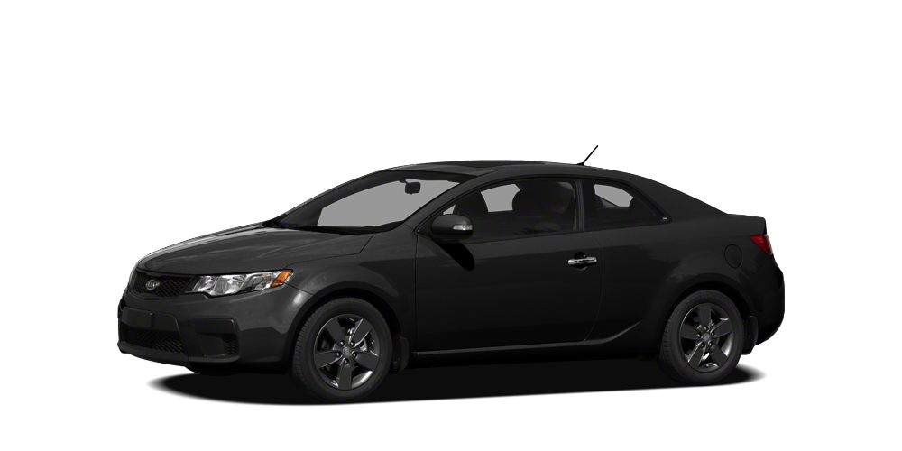 2012 Kia Forte Koup EX Miles 49574Color Black Stock K15105A VIN KNAFU6A29C5622134