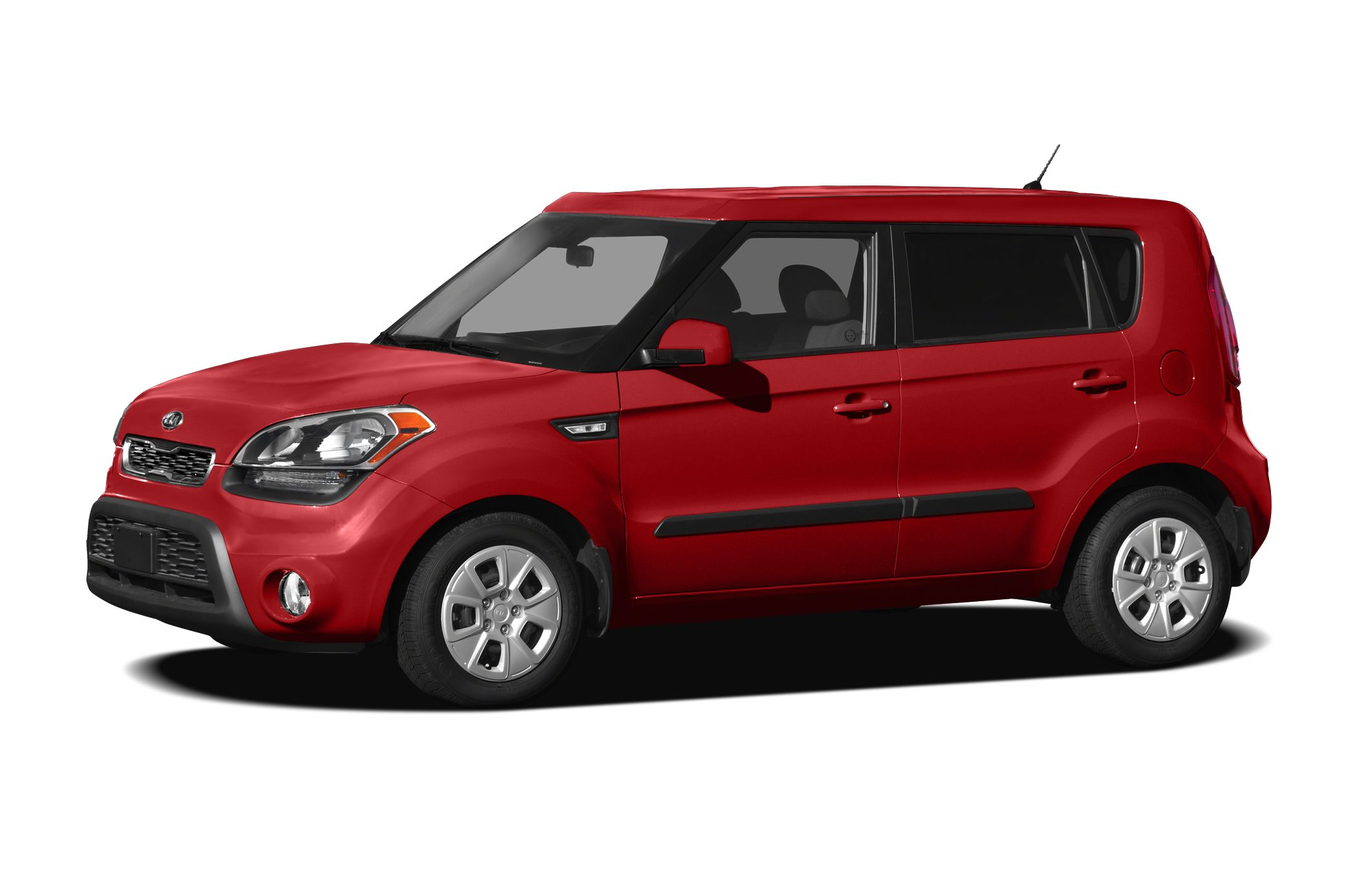 2012 Kia Soul  Soul Plus 4D Hatchback 20L I4 MPI 6-Speed and FWD Power To Surprise Your lu
