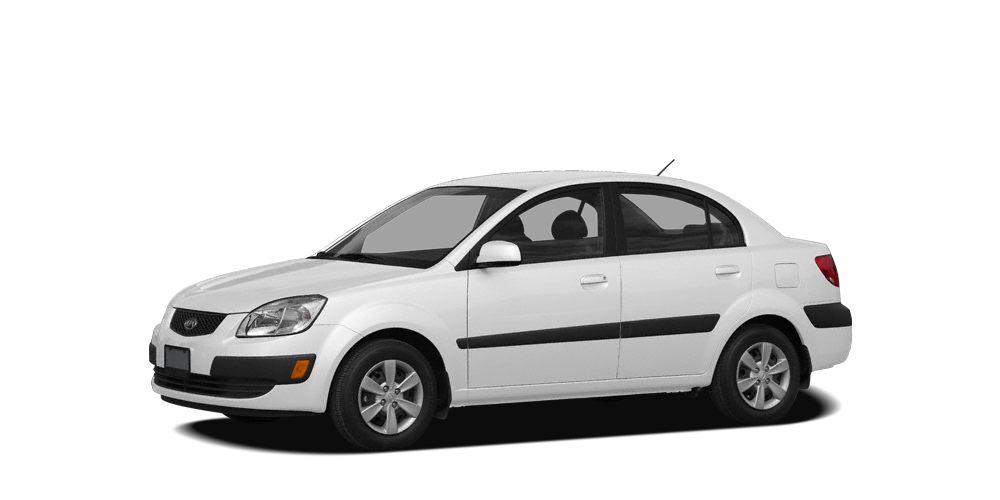 2009 Kia Rio  Miles 96578Color White Stock FW648839A VIN KNADE223196456313