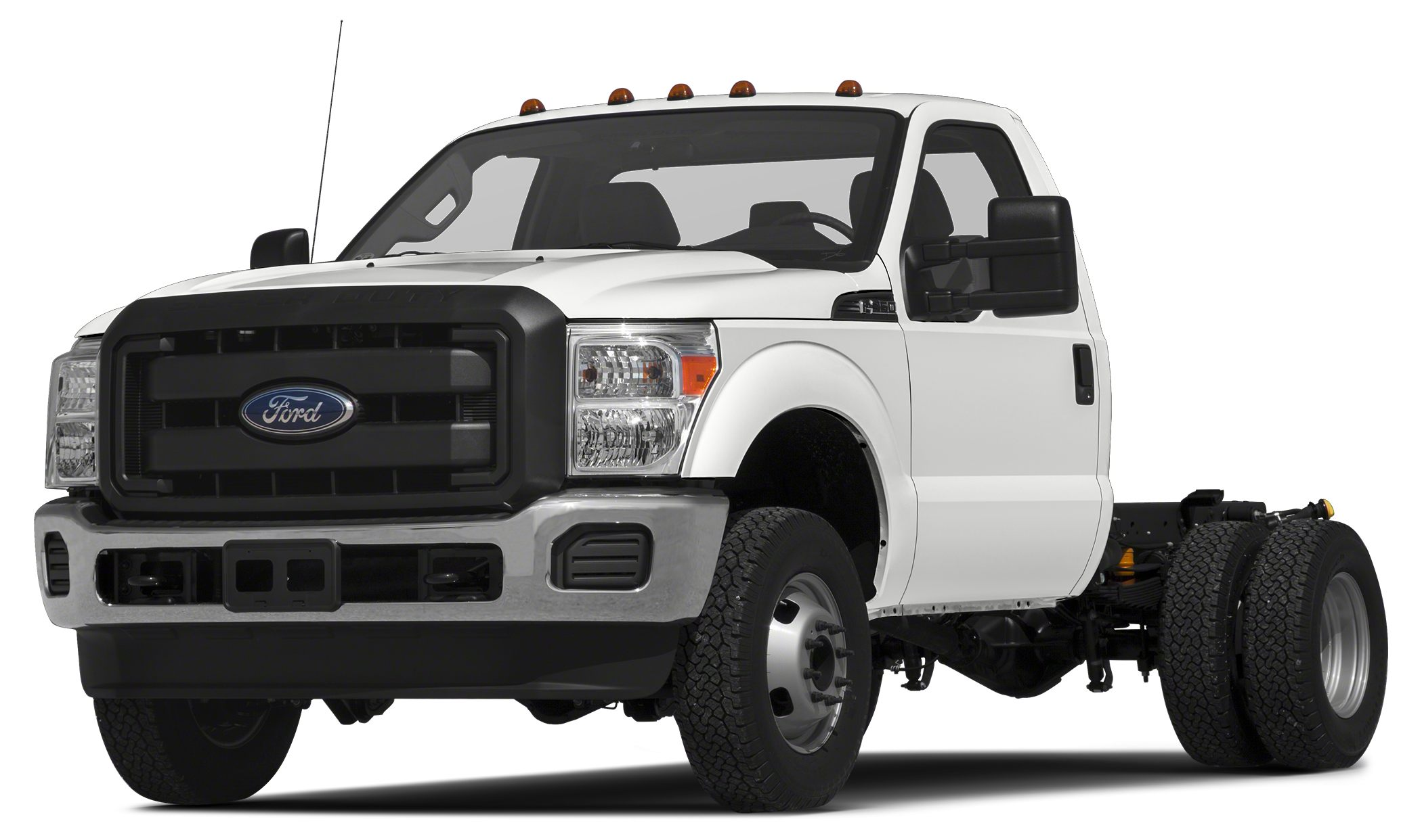 2015 FORD F-350 CHASSIS CAB XL