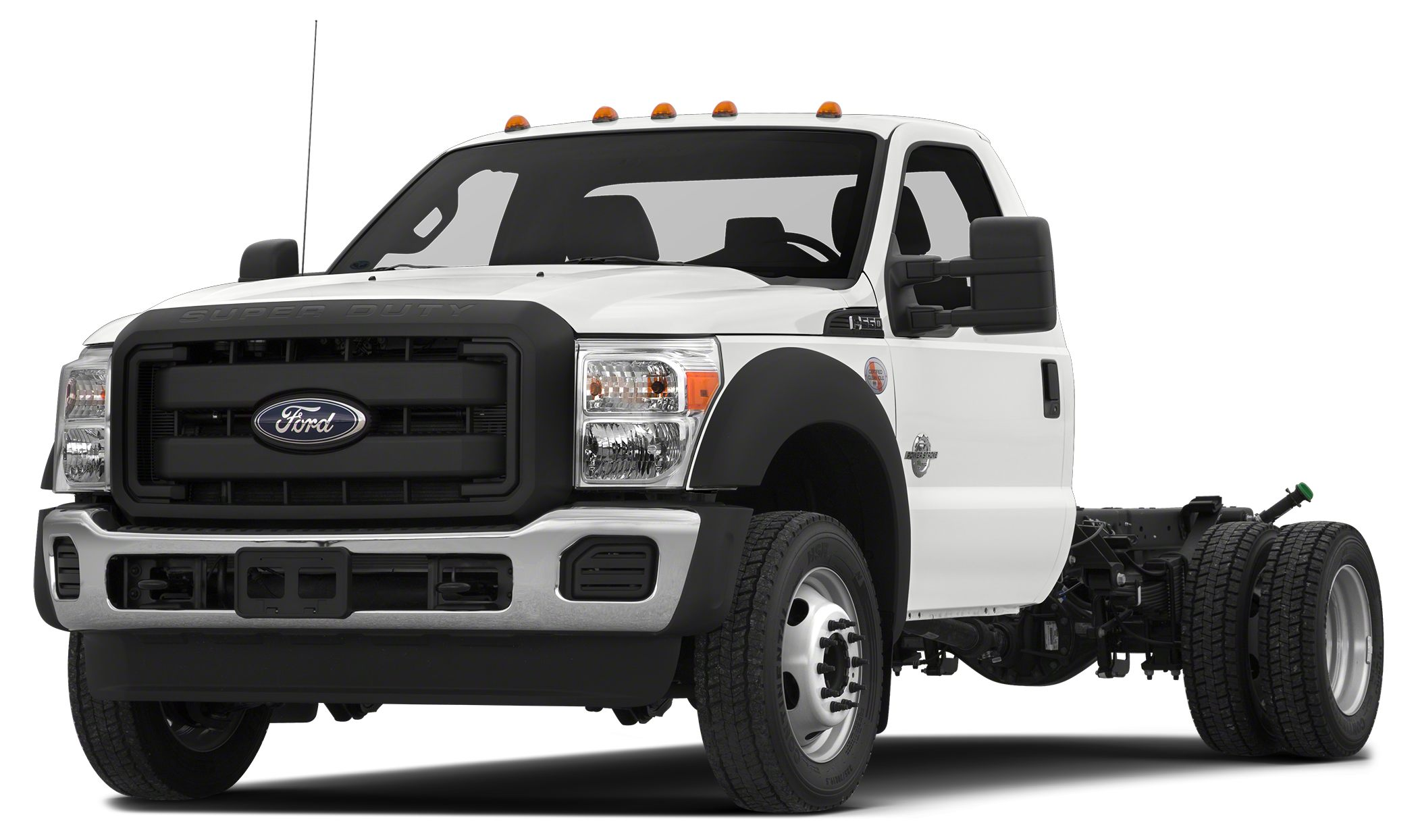 2016 Ford F-550 Chassis Cab