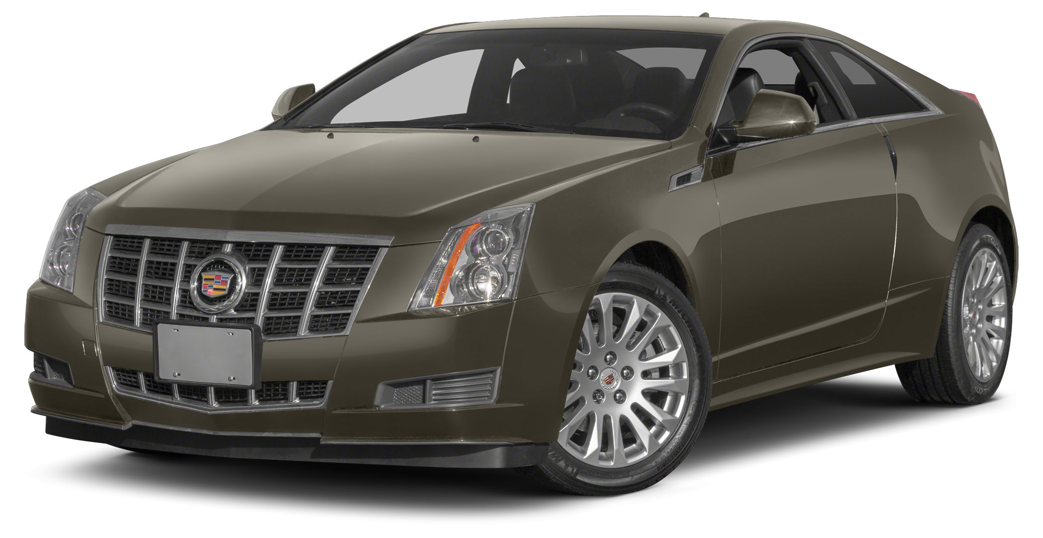 2012 Cadillac CTS Base Check out this Bronze Beauty its a 2012 CTS- Coupe 1 Owner clean CarFax