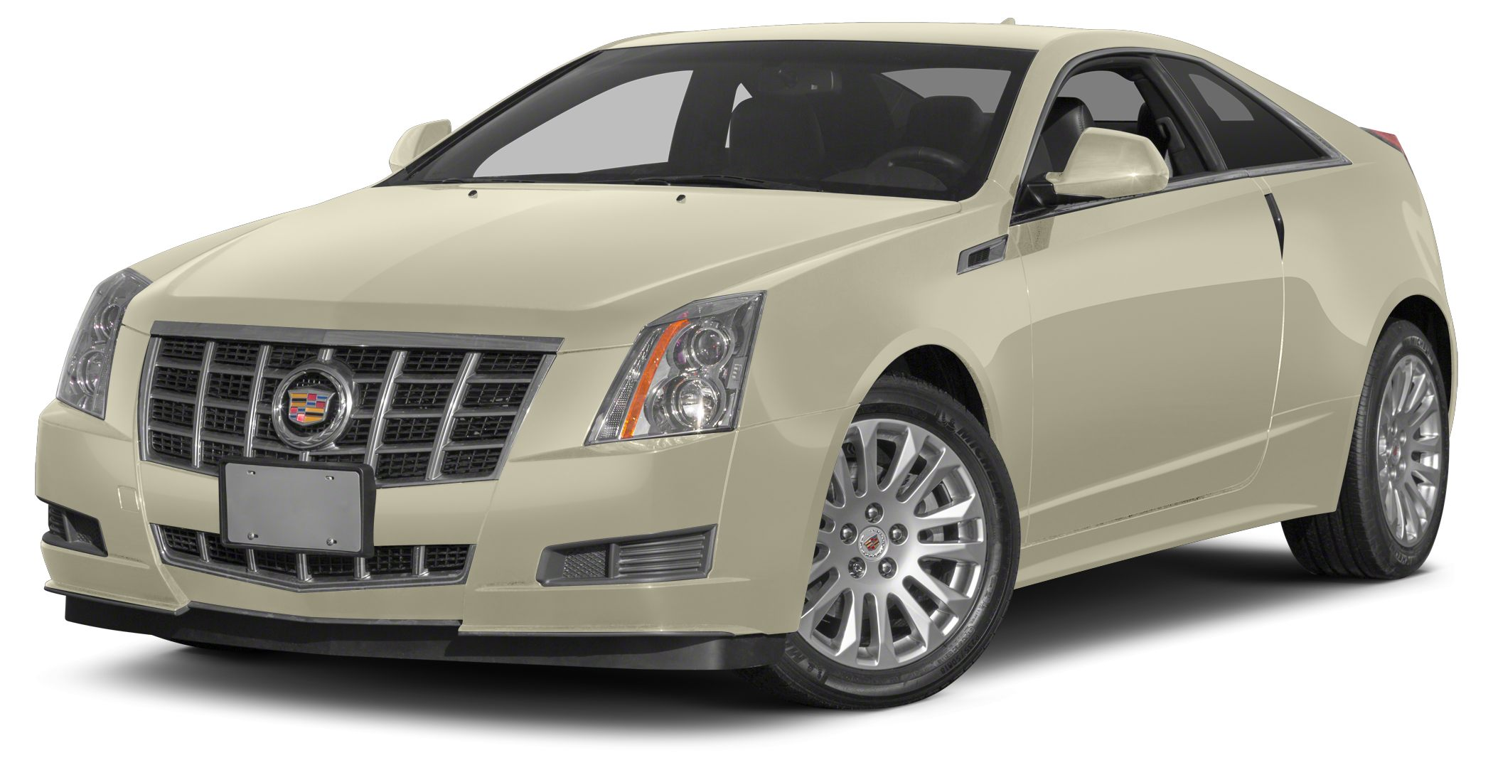 2012 Cadillac CTS Performance  2012 Cadillac CTS Coupe Performance - Performance trim Heat