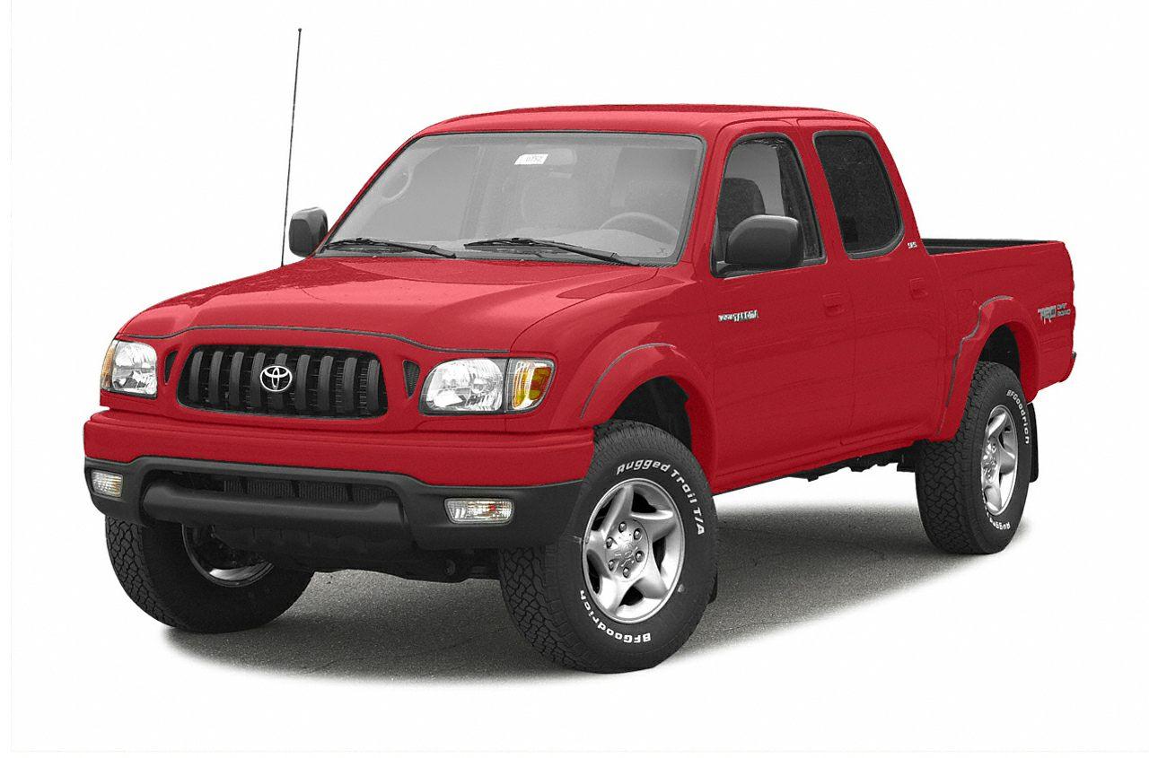2004 Toyota Tacoma Base Miles 82005Color Red Stock P2646 VIN 5TEHN72N34Z319727