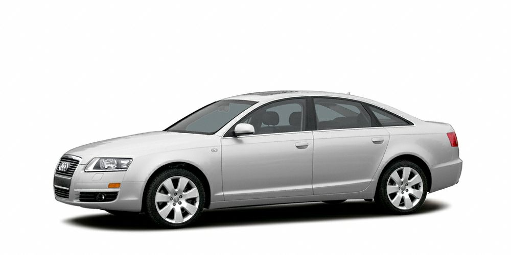 2006 Audi A6 32 quattro Miles 161033Color Silver Stock 8321 VIN WAUDH74F86N138136