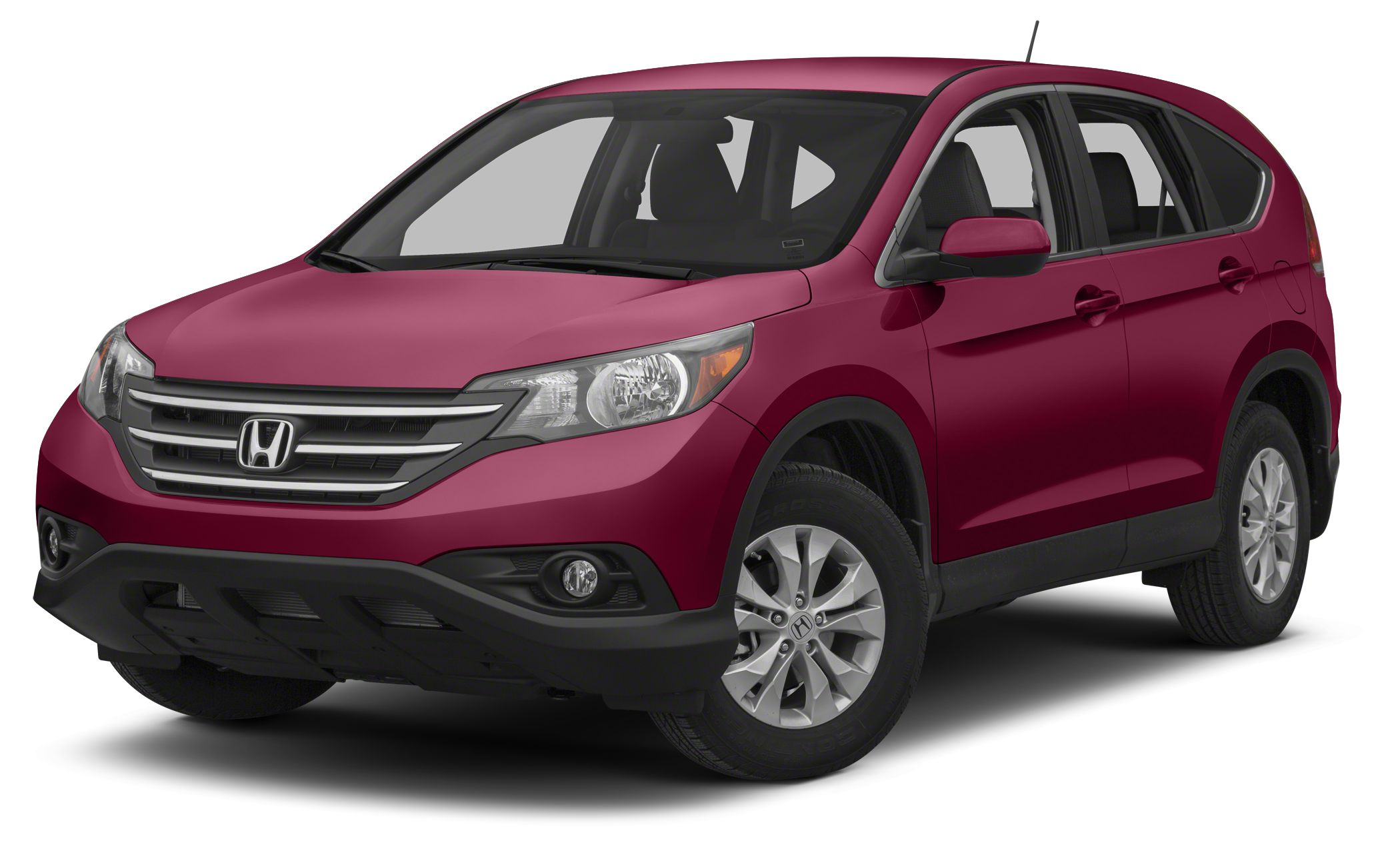 2013 Honda CR-V  Miles 44821Color Red Stock GW120344A VIN 5J6RM4H78DL039437