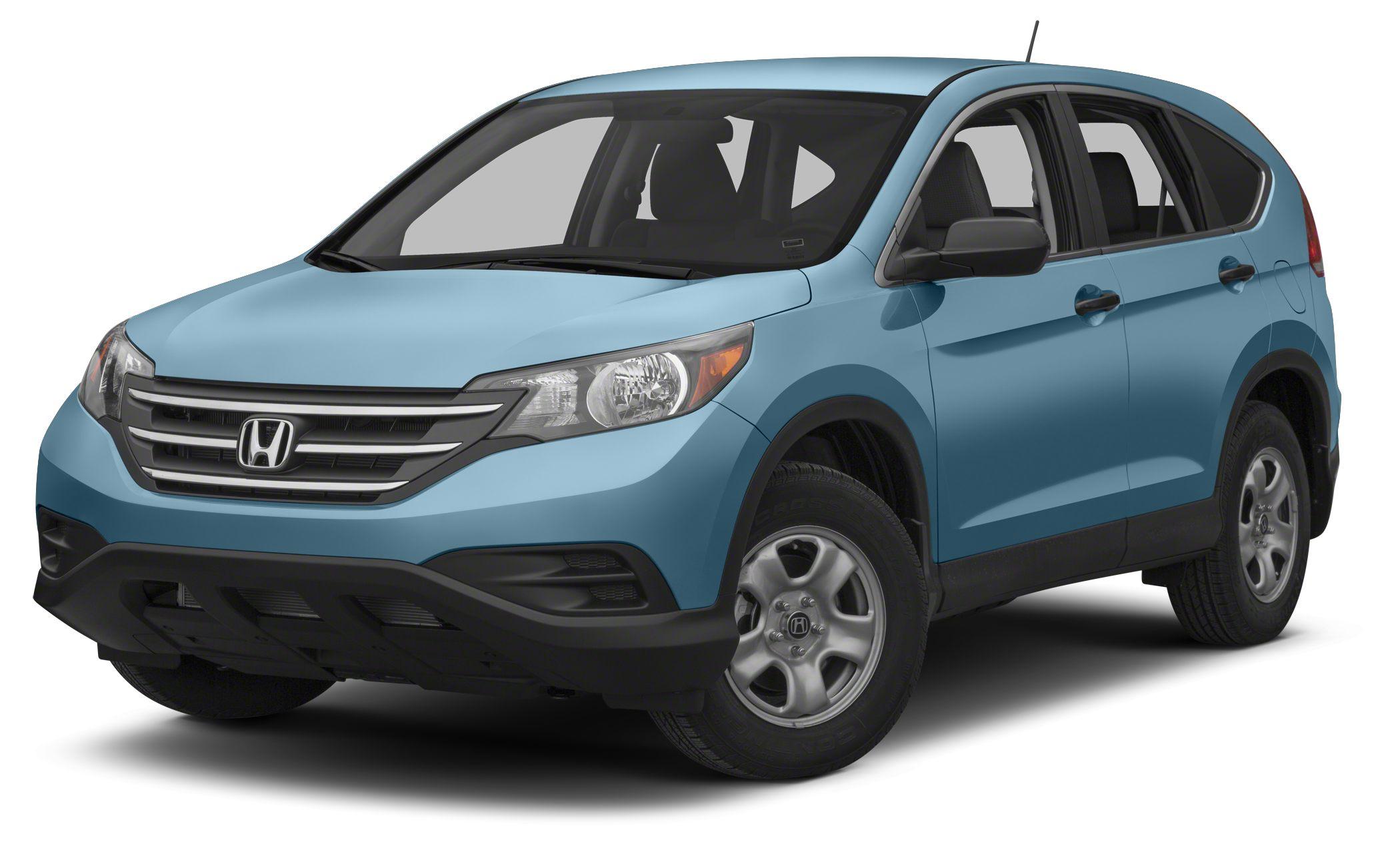 2013 Honda CR-V LX PRICED TO MOVE 1100 below Kelley Blue Book EPA 30 MPG Hwy22 MPG City LX t