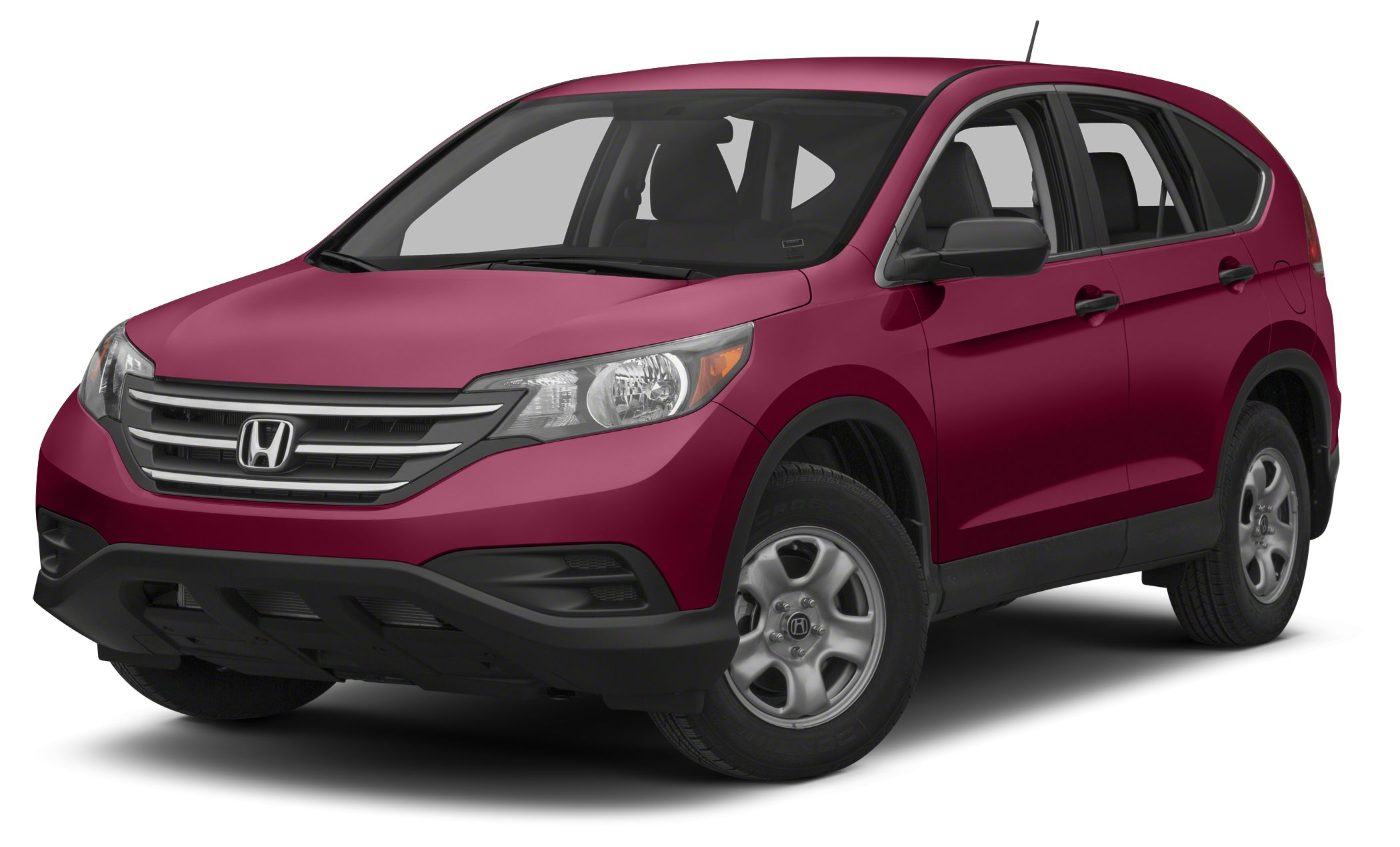 2013 Honda CR-V LX Miles 4983Color Red Stock H152080A VIN 5J6RM3H32DL019126