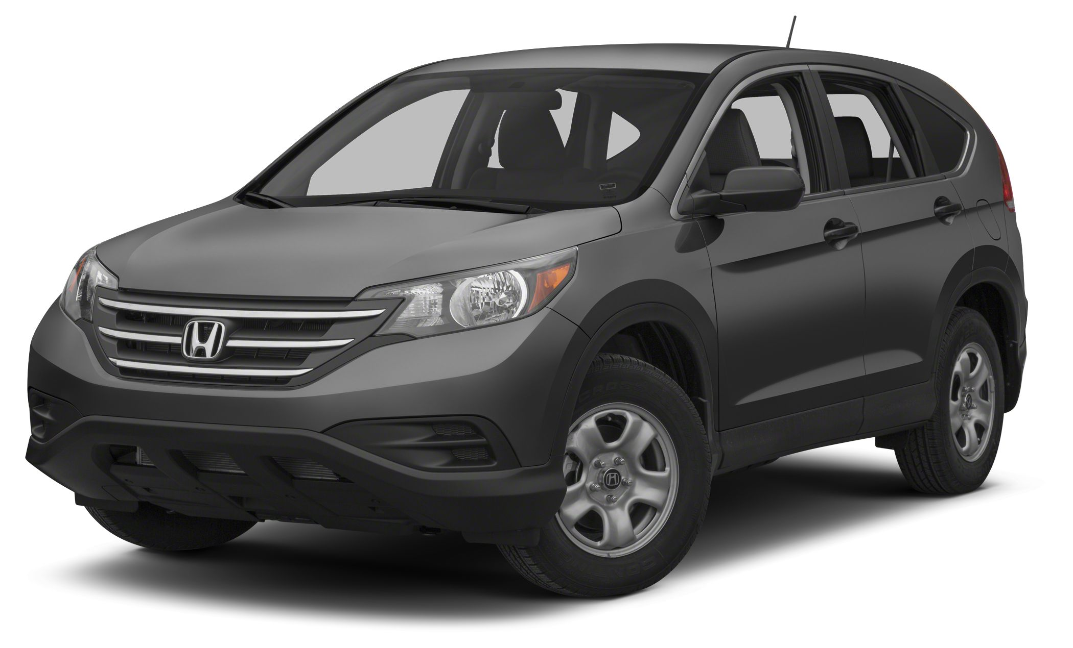 2013 Honda CR-V LX AWD Alabaster Silver Metallic on Stone Gray interior Bluetooth Reverse Cam