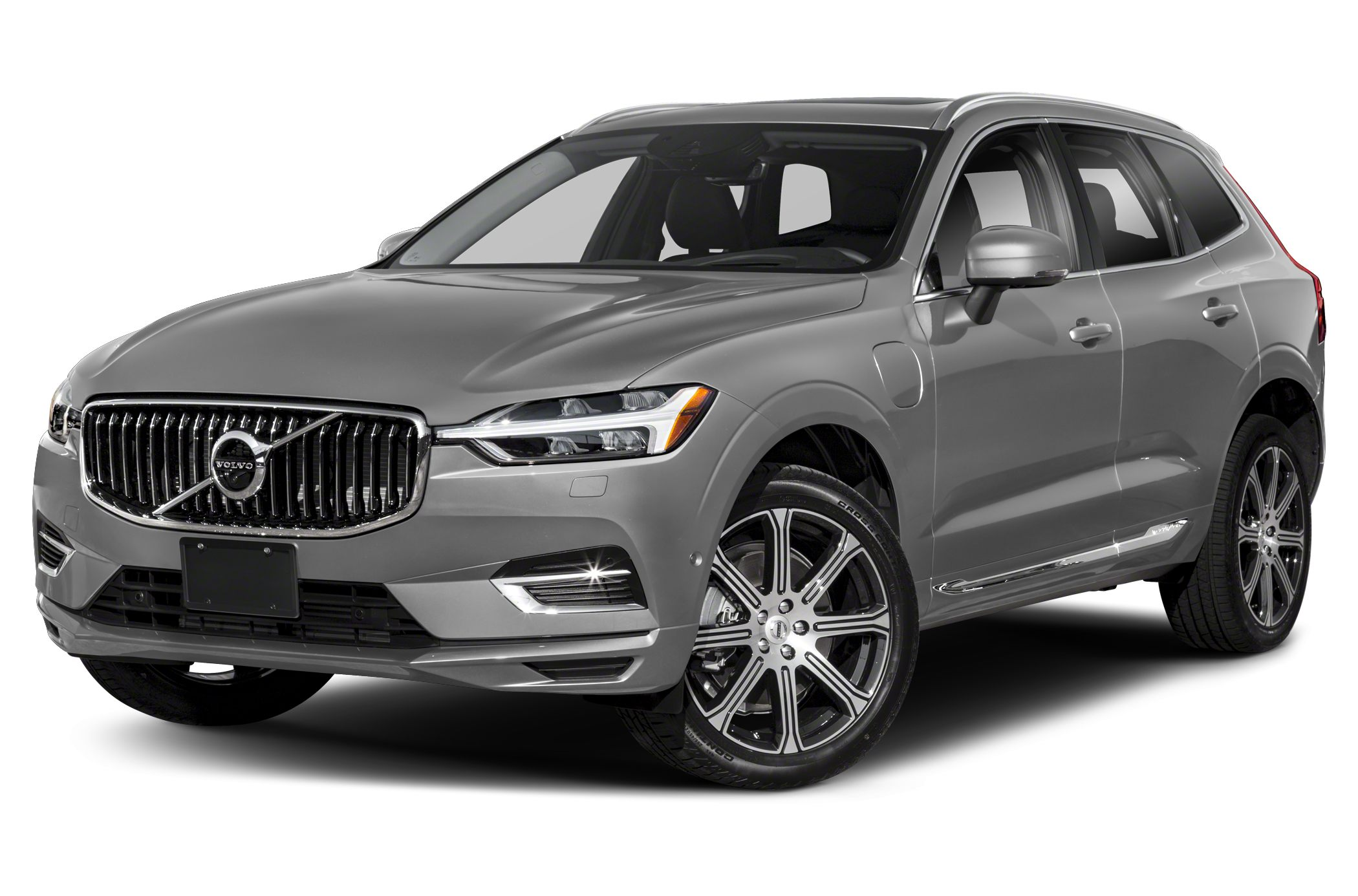 2018 Volvo XC60 Hybrid T8 Inscription Safety equipment includes ABS Traction control Curtain ai