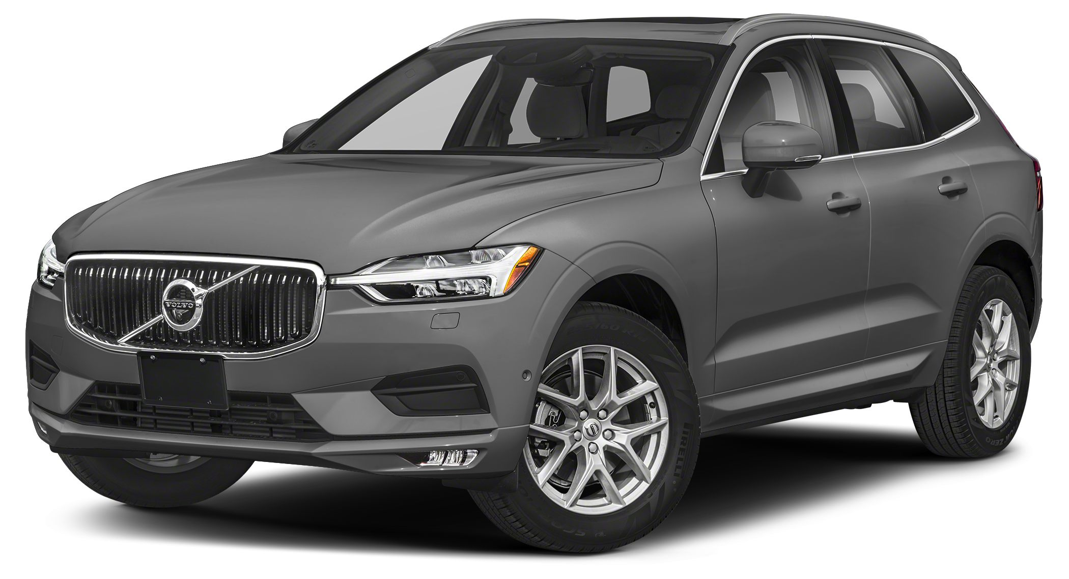 2018 Volvo XC60 T6 Inscription Safety equipment includes ABS Traction control Curtain airbags