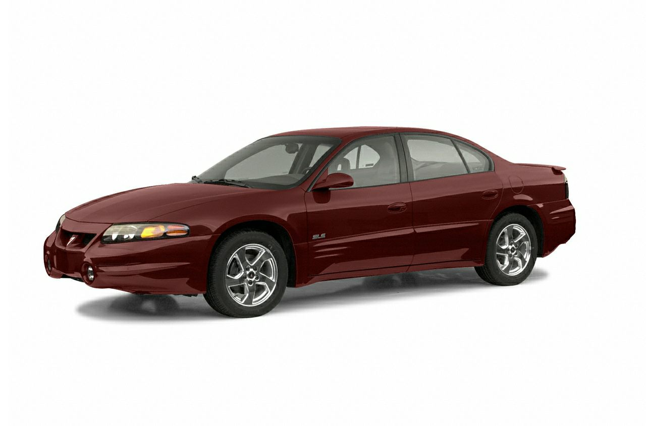 2002 Pontiac Bonneville SE Pontiac Bonneville 2002 SE Clean CARFAX 4-Speed Automatic Miles 109
