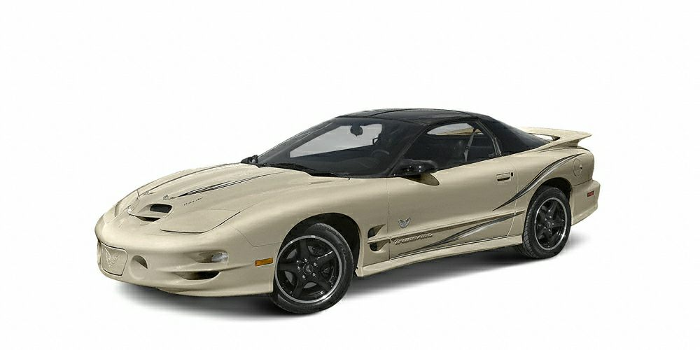 2002 Pontiac Firebird Trans Am Miles 35000Color Pewter Stock J15290Q VIN 2G2FV22G422158641