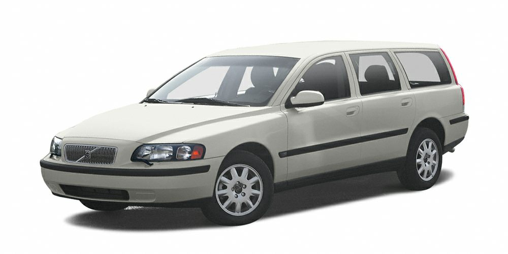 2002 Volvo V70 XC Only 1200 down V70 5cyl Turbo  AWD automatic transmission power moonroof p