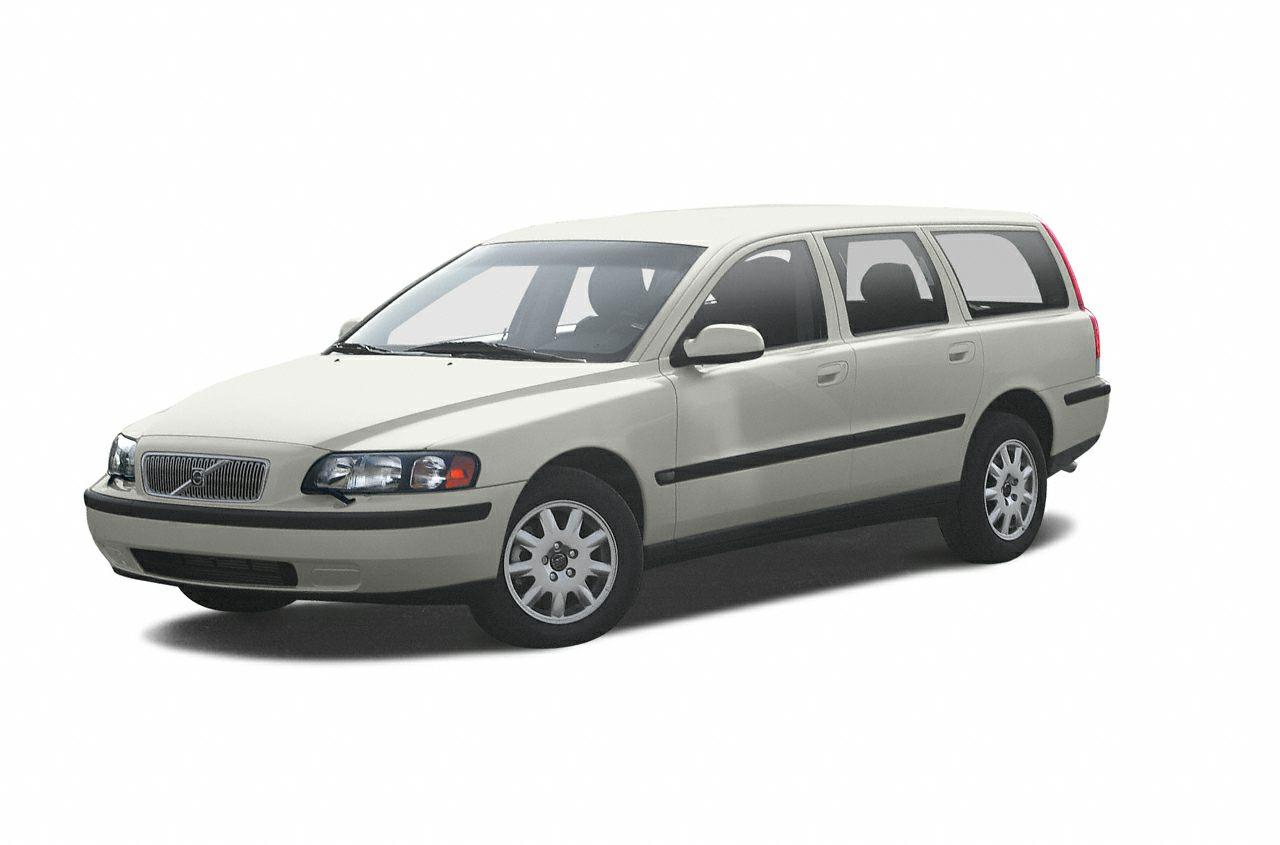 2002 Volvo V70 XC Miles 0Stock 20350A VIN YV1SZ58D421052628